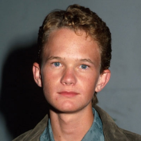 "A closeted Neil Patrick Harris as ""Doogie Howser."""