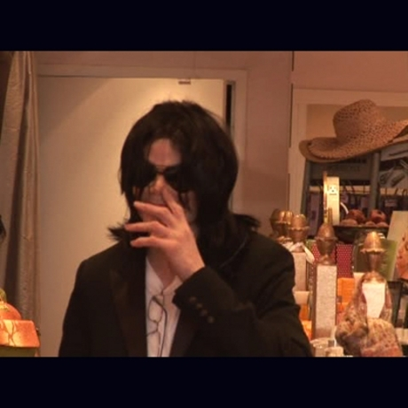 Michael Jackson's LA shopping spree.