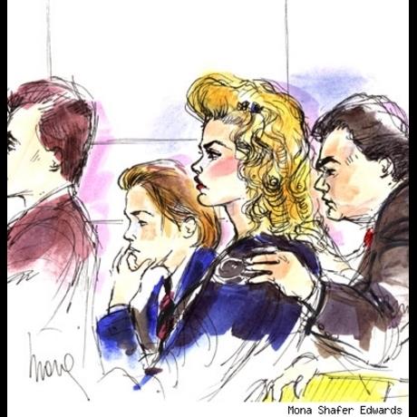 Sketchy Anna Nicole