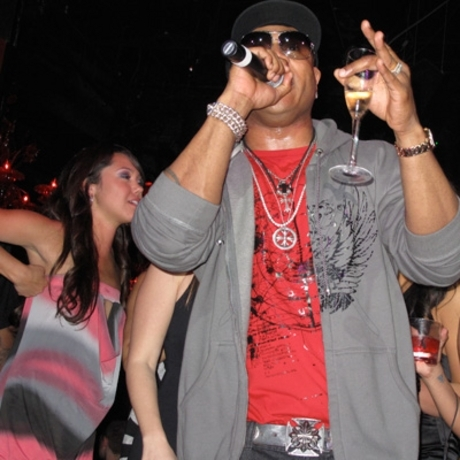 LL Cool J In Vegas