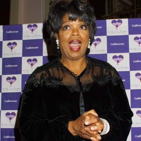 Oprah Winfrey -- Through the years!