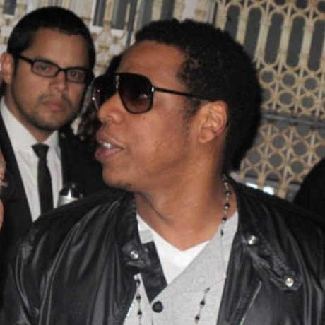 Jay Z at Lavo