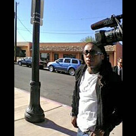Lil Wayne at Arizona Court