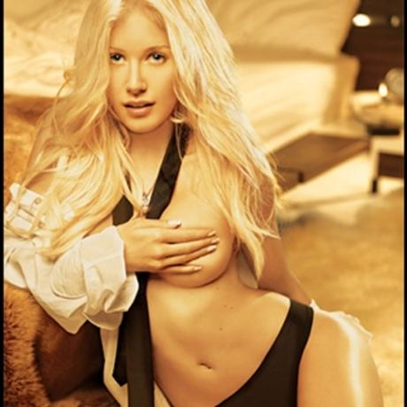 Nude playboy montag Heidi