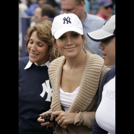 Yankees Celebrity Pictures photos new york