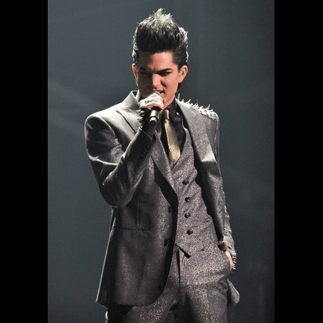 Adam Lambert&#039;s AMA Performance
