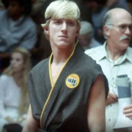 """In the '80s, Billy Zabka made a career of playing a jerk in films like """"Just One of the Guys,"""" """"Back to School"""" and """"The Karate Kid."""""""