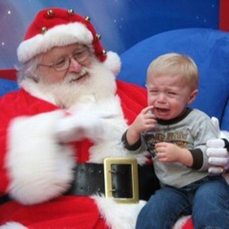 TMZ's Santa Snapshot Contest