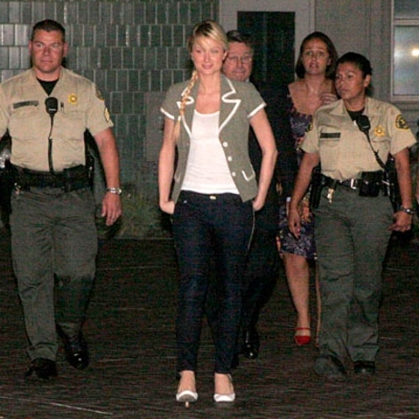 Paris Hilton gets released from jail after serving 23 days.