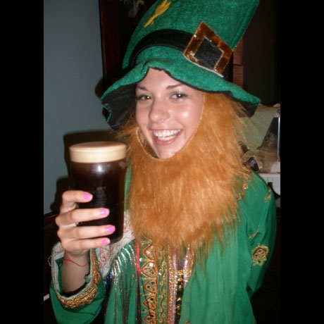 TMZ's St. Patty's Pic Contest