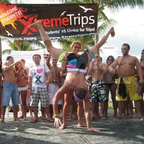 Vienna Girardi's Wild Bikini Contest. Vienna Girardi's Wild Bikini Contest