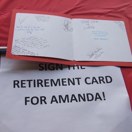 Amanda Bynes' Retirement Party