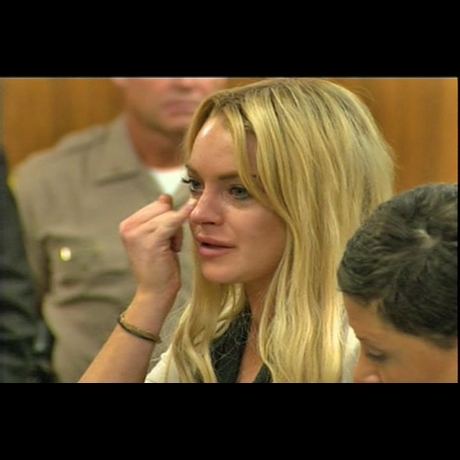 Lindsay&#039;s Day in Court