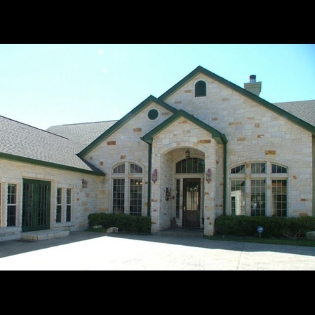 Jesse James' New home in Austin, TX