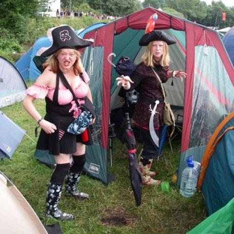 TMZ's Camping Photo Contest