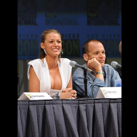 Blake Lively at Comic-Con