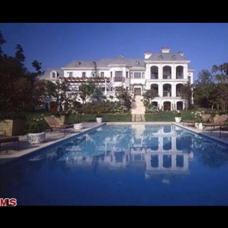 Michael Jackson&#039;s Holmby Hills House 