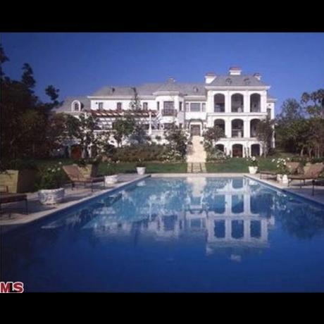 Michael Jackson's Holmby Hills House