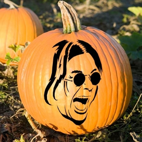 carving of Ozzy