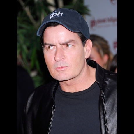 Charlie Sheen Photos