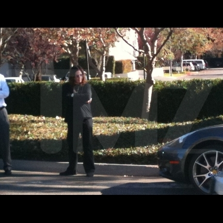 Ozzy Osbourne's Car Crash Photos