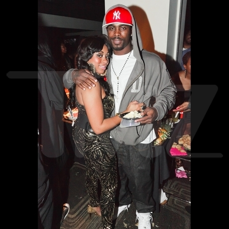 Michael Vick's Birthday Party for Kijafa Frink