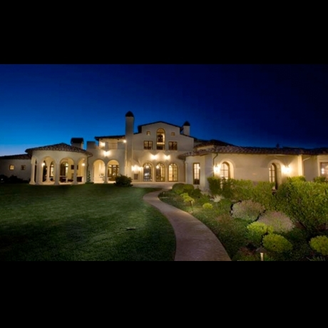 Dr phil 39 s son cool new crib photo 28 for New home photo gallery