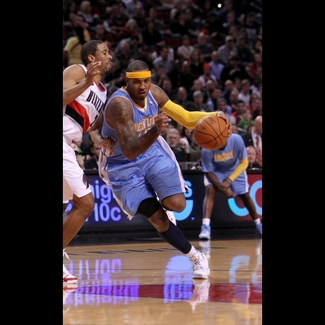 Carmelo Anthony&#039;s Ballin&#039; Photos