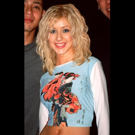 Christina Aguilera Through the Years Photo Gallery Pictures