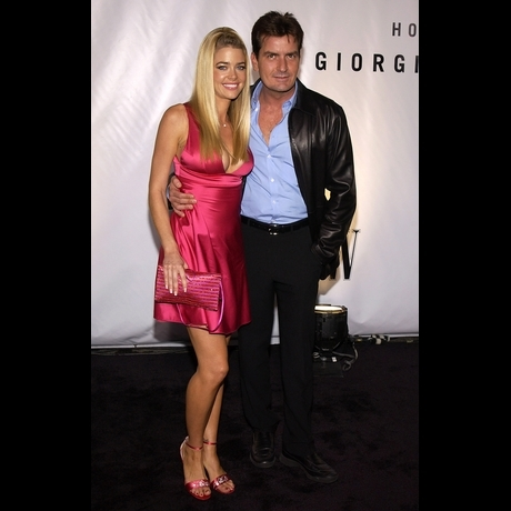 Denise Richards and Charlie Sheen Photo Gallery Pictures