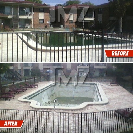 A-Rod&#039;s Run-Down Property -- Before and After