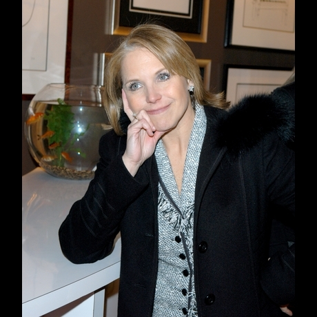 Katie Couric&#039;s Pretty Pictures