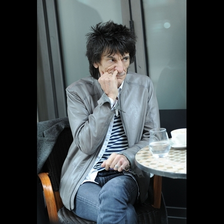 Ronnie Wood -- Picky Eater