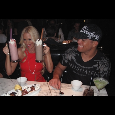 Jenna Jameson Birthday Party Las Vegas