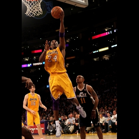 Kobe Bryant&#039;s Ballin&#039; Photos