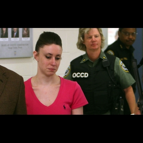 Casey Anthony Released from Jail