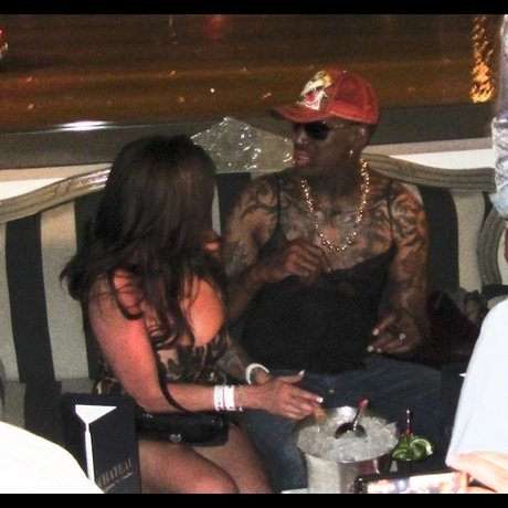 Dennis Rodman's Birthday Suit