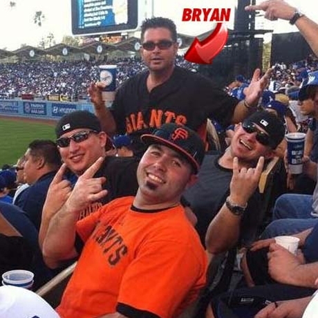 Bryan Stow Photo Galley Pictures