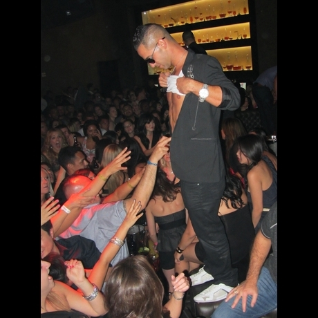 The Situation at Gallery in Las Vegas