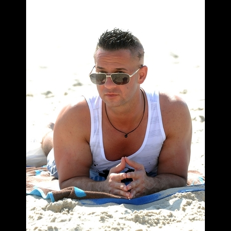 The Situation Mike Sorrentino Jersey Shore