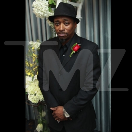 Eddie Griffin Wedding Photos