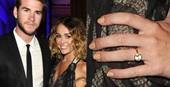 Miley Cyrus -- I'm Sooooo NOT Engaged