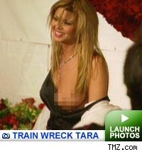 Tara Reid naked pics