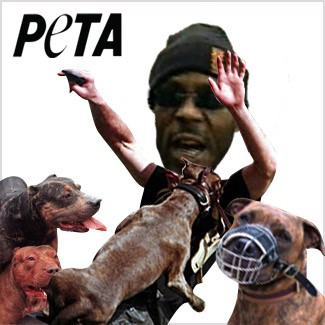 Peta fighting for animal rights
