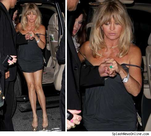 Idea Goldie hawn tits very pity