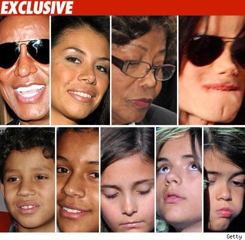 Paris Jackson Online Jermaine Jackson Se Divorcia De Alejandra