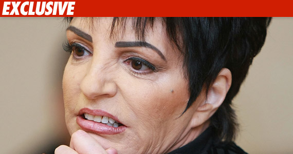 Celebrity Rehab in Talks with Liza Minnelli
