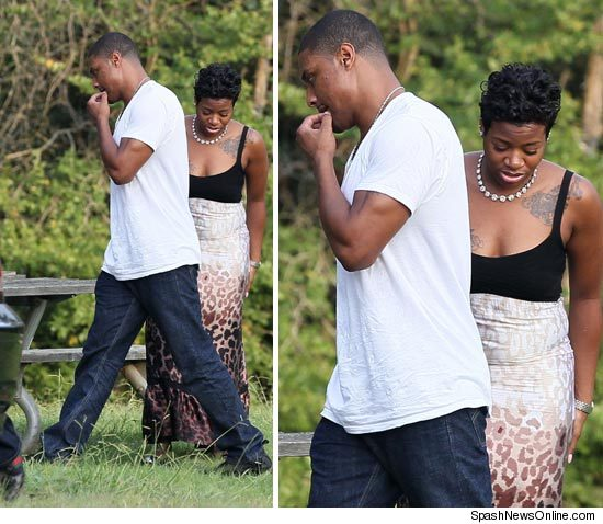 fantasia and kanye west dating