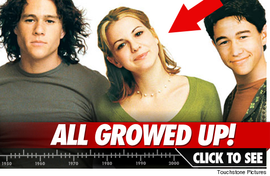 10 Things I Hate About You Cover: 10 Things I Hate About You Movie Cover