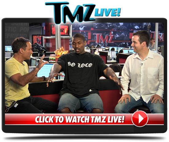 TMZ Live: Metta World Peace Didn't Tell Wifey!